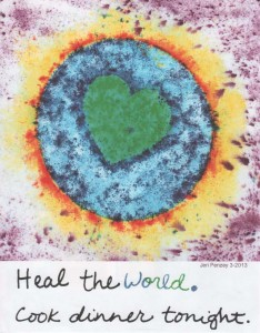 Heal the World - Penzeys Spices 2013